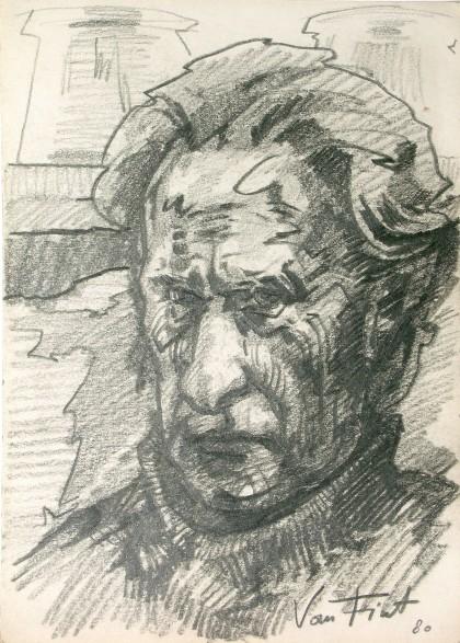Portret Józefa Marka